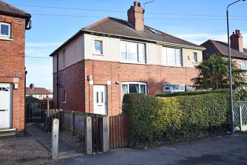 2 Bedrooms Semi Detached House for sale in Blakey Road, Wakefield