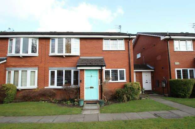 2 Bedrooms Apartment Flat for sale in Church Court, Cecil Road, Hale