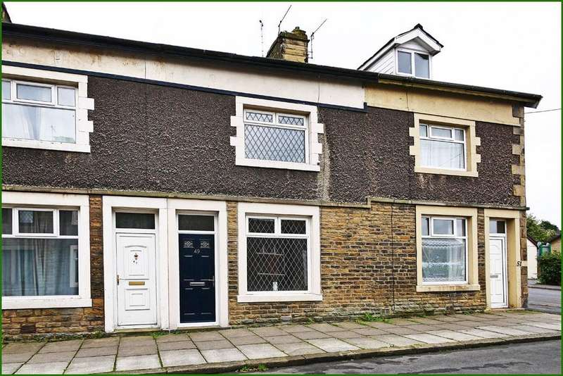 2 Bedrooms Terraced House for sale in Colin Street, Barnoldswick BB18