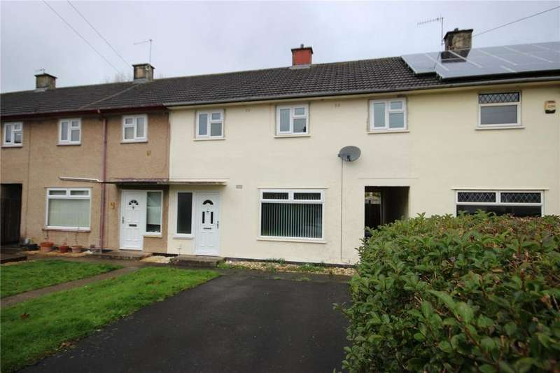 3 Bedrooms Terraced House for sale in Okebourne Road, Brentry, Bristol, BS10