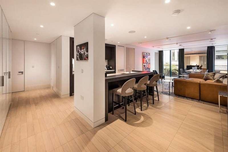 2 Bedrooms Flat for rent in Cork Street W1