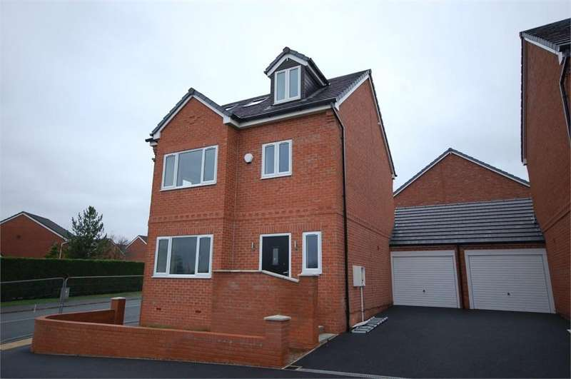 4 Bedrooms Detached House for rent in Brompton Close, ST HELENS, Merseyside