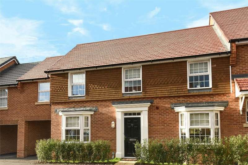 4 Bedrooms Terraced House for sale in Agincourt Drive, Sarisbury Green, Hampshire