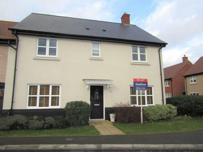 4 Bedrooms Detached House for rent in Meadow Walk, Henlow SG16