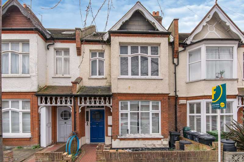2 Bedrooms Flat for sale in Fernwood Avenue, Streatham, SW16