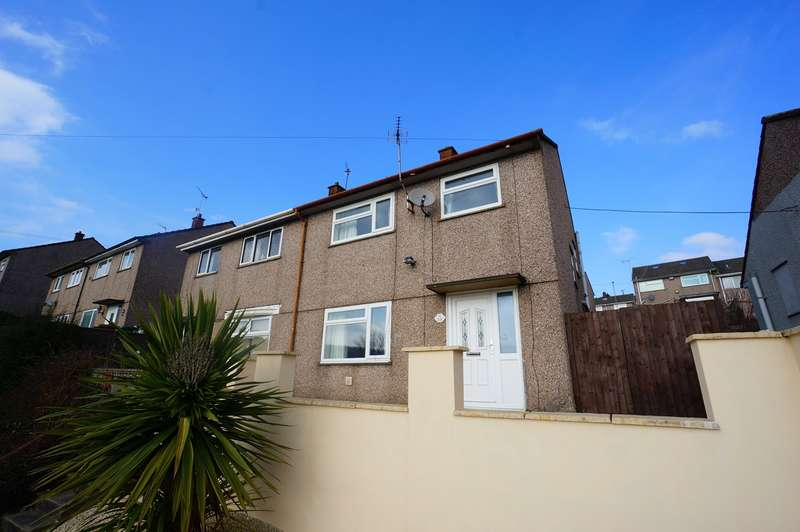 3 Bedrooms Semi Detached House for sale in Birch Grove, Risca, Newport, NP11