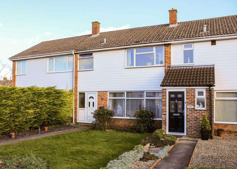 3 Bedrooms Terraced House for sale in Mayfield Avenue, Wantage