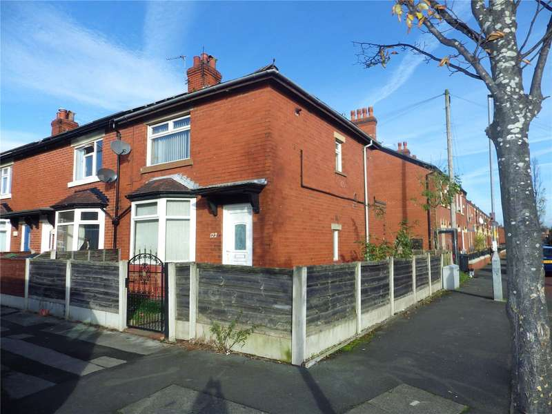 2 Bedrooms End Of Terrace House for sale in Pottinger Street, Ashton-under-Lyne, Greater Manchester, OL7
