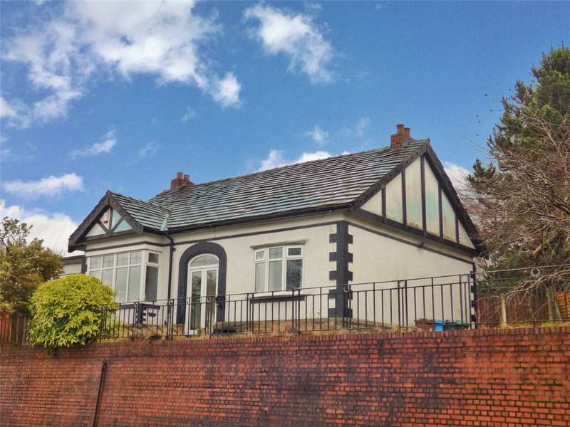 4 Bedrooms Detached House for sale in Haigh Lane, Chadderton, Oldham, Greater Manchester, OL1