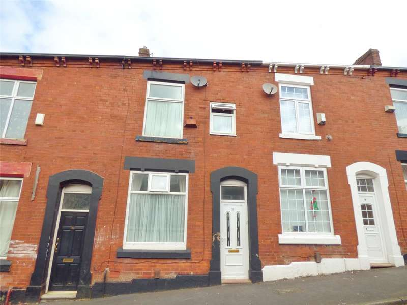 3 Bedrooms Terraced House for sale in Burnaby Street, Coppice, Oldham, Greater Manchester, OL8