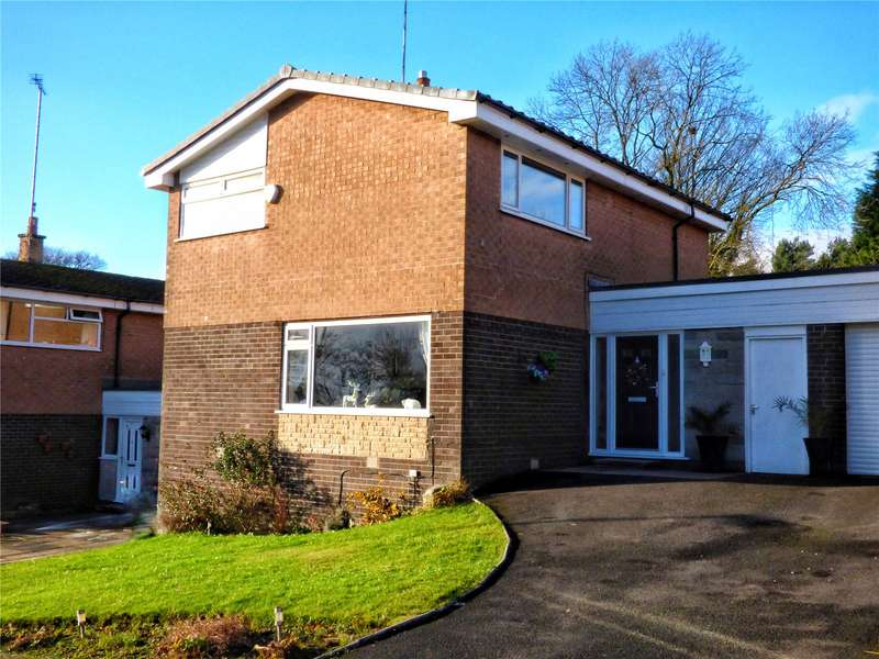 4 Bedrooms Link Detached House for sale in Shawclough Way, Shawclough, Rochdale, OL12