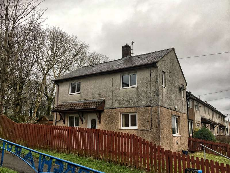 2 Bedrooms End Of Terrace House for sale in York Avenue, Haslingden, Rossendale, Lancashire, BB4