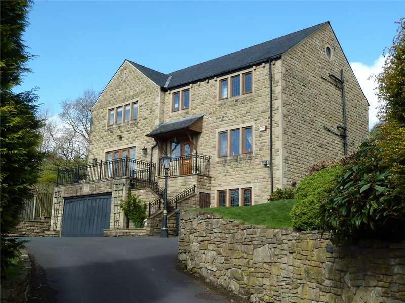 6 Bedrooms Detached House for sale in Low Grove Lane, Greenfield, Saddleworth, OL3