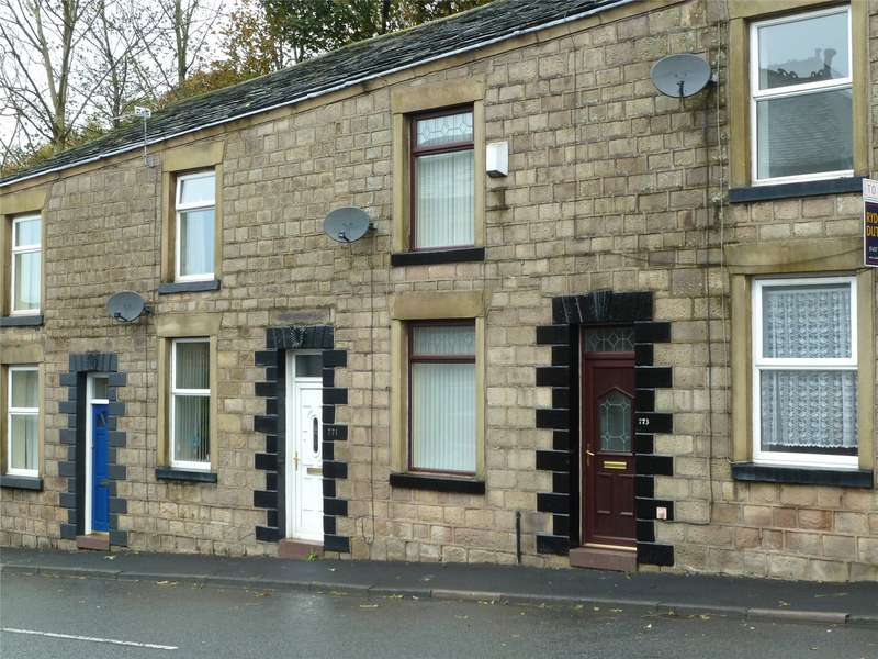 2 Bedrooms Terraced House for sale in Huddersfield Road, Austerlands, Saddleworth, OL4
