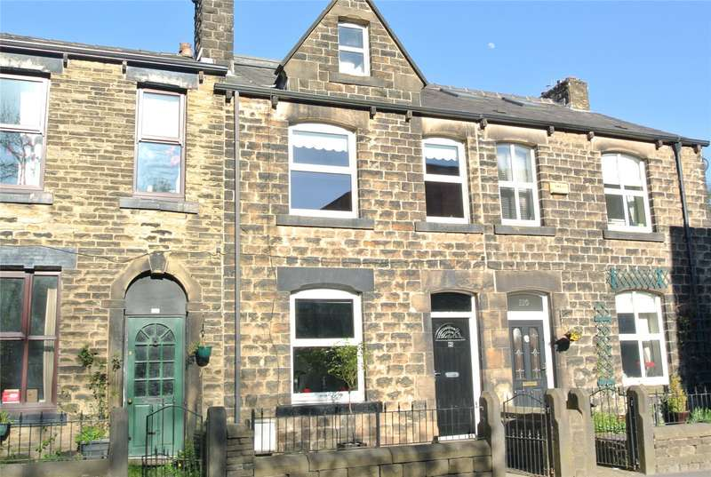 2 Bedrooms Terraced House for sale in High Street, Uppermill, Saddleworth, Greater Manchester, OL3