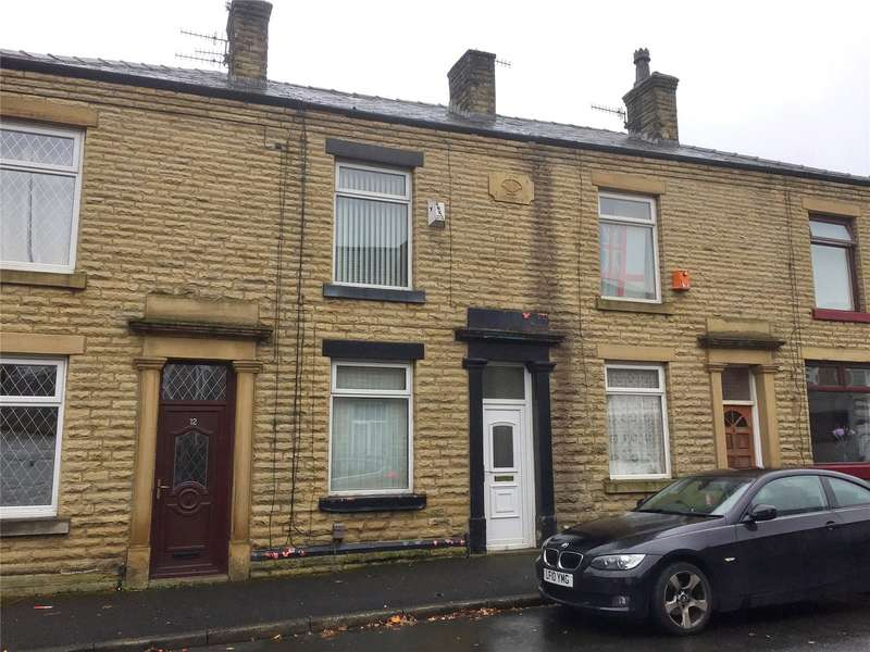 2 Bedrooms Terraced House for sale in Gordon Street, Shaw, Oldham, Greater Manchester, OL2