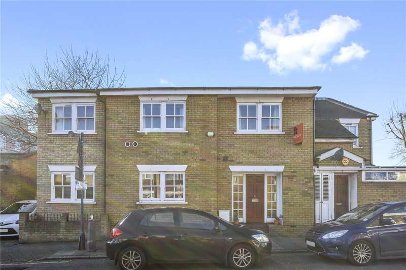 2 Bedrooms House for sale in Coborn Road, London, E3