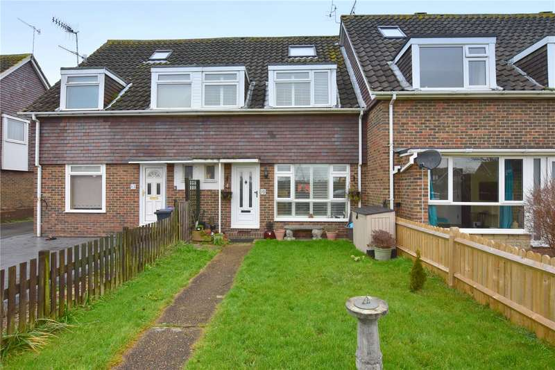 4 Bedrooms Terraced House for sale in Loose Lane, Sompting Village, West Sussex, BN15