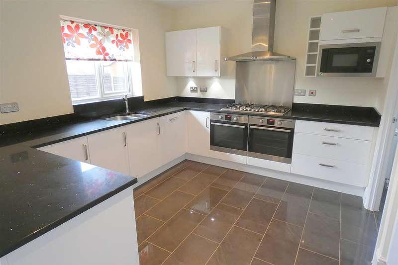 4 Bedrooms Detached House for sale in Gundulf Road, Meon Vale, Stratford-Upon-Avon