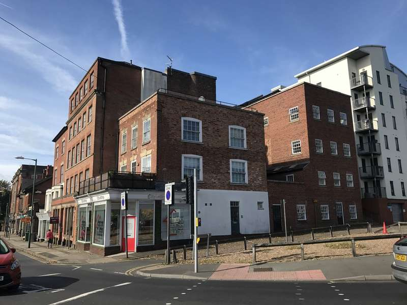1 Bedroom Apartment Flat for sale in The Cigar Factory, Derby Road, Nottingham NG7