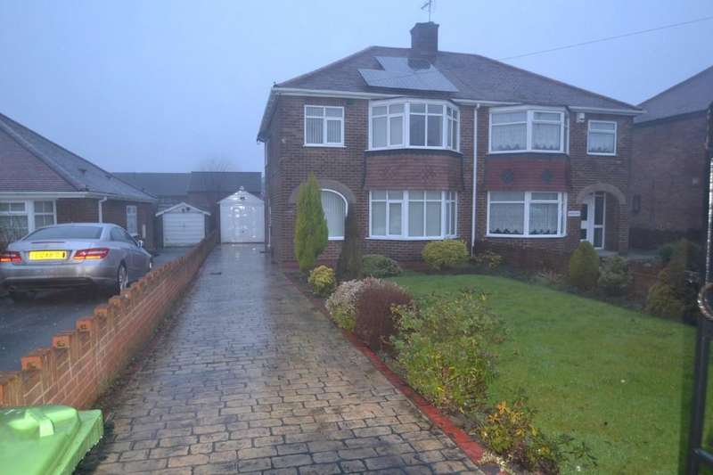 3 Bedrooms Semi Detached House for rent in Field Lane, Upton