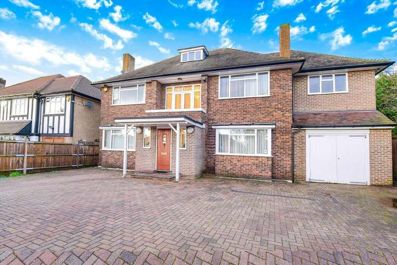 5 Bedrooms Detached House for sale in North Park, Eltham