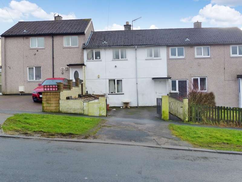 2 Bedrooms Terraced House for sale in Greatwood Avenue, Skipton