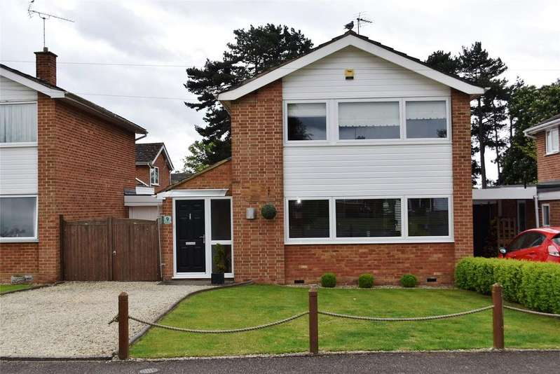 3 Bedrooms Detached House for sale in Elmside, Winslow