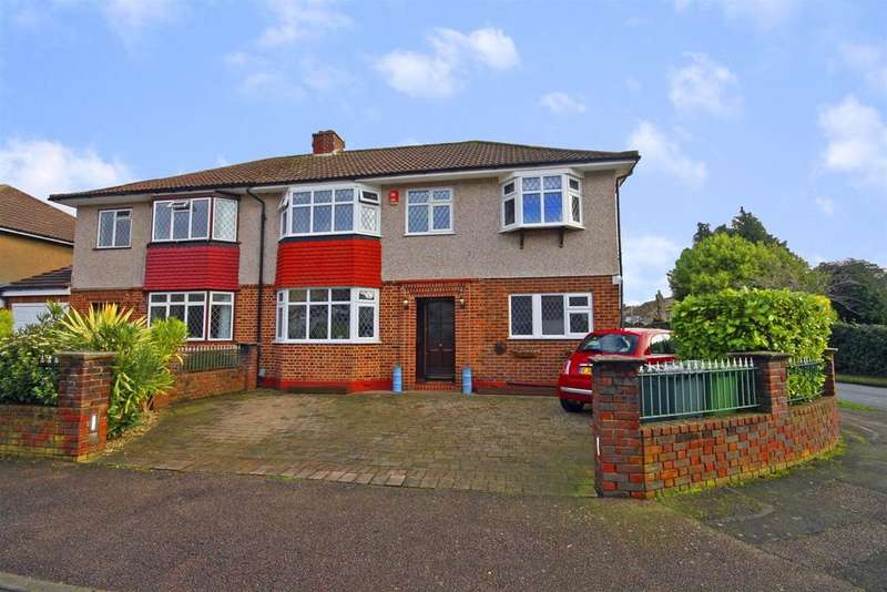 6 Bedrooms Semi Detached House for sale in Trafalgar Avenue, Broxbourne