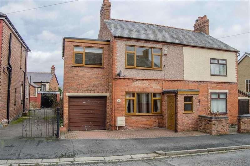 3 Bedrooms Semi Detached House for sale in Brookleigh Avenue, Mancot, Flintshire, Deeside, Flintshire