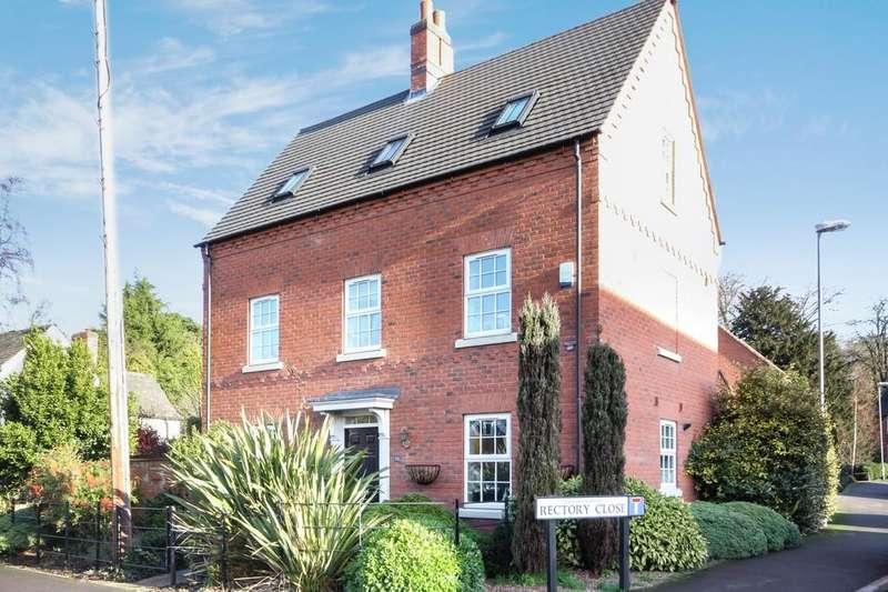 4 Bedrooms Detached House for sale in Main Street, Sutton Bonington