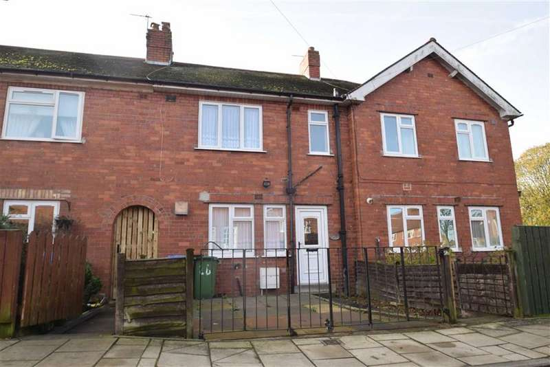 3 Bedrooms Terraced House for sale in Woodland Place, Scarborough, North Yorkshire, YO12