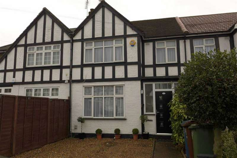 3 Bedrooms Terraced House for sale in Talbot Road, Harrow Weald, Middlesex