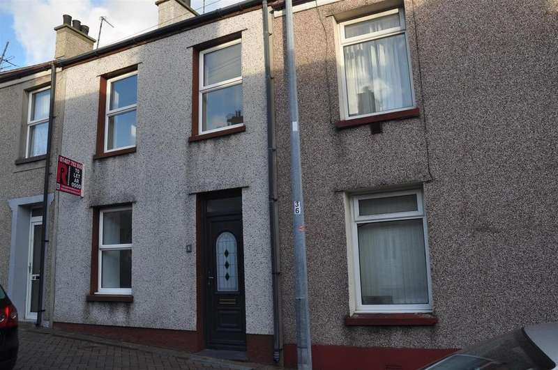 2 Bedrooms House for rent in Thomas Street, Holyhead