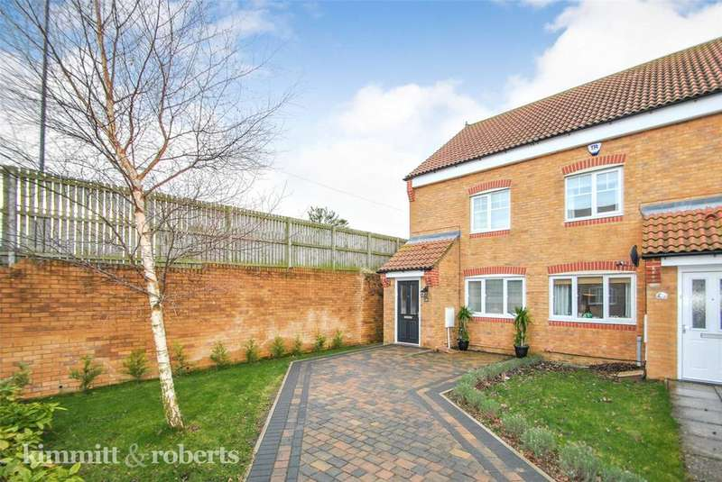 3 Bedrooms Semi Detached House for sale in Harwood Drive, Mulberry Park, Houghton le Spring, DH4