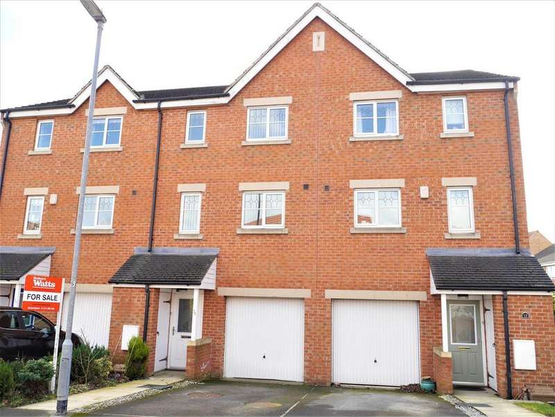 4 Bedrooms Town House for sale in Fern View, Gomersal