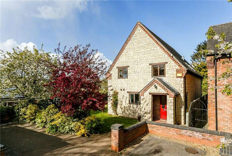 4 Bedrooms Detached House for sale in Wappenham Road, Abthorpe, Towcester, Northamptonshire, NN12