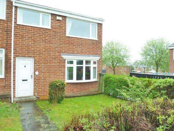 3 Bedrooms Terraced House for rent in Hilsdon Drive, Shildon