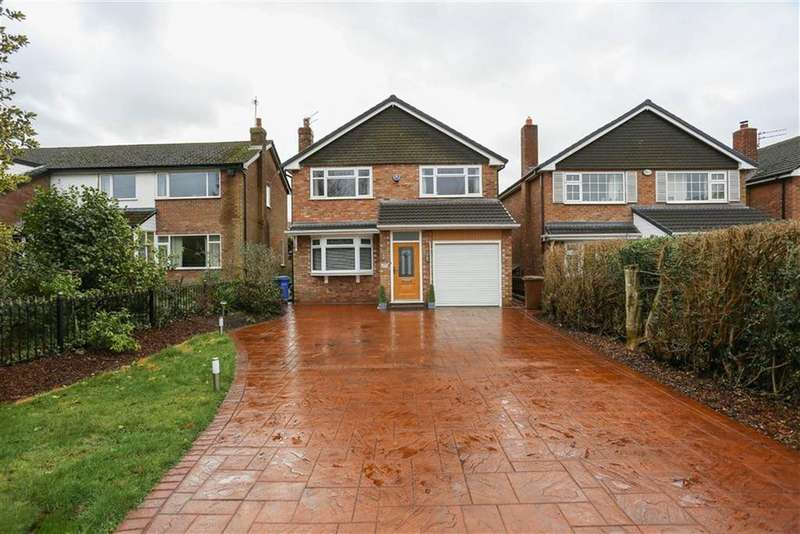 4 Bedrooms Detached House for sale in Claremont Avenue, Marple, Cheshire