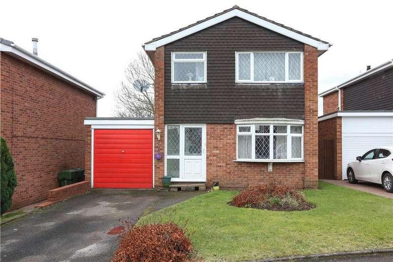 3 Bedrooms Detached House for sale in Pennine Road, Bromsgrove, B61