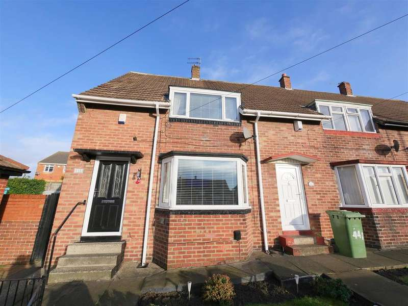 2 Bedrooms Terraced House for sale in Henley Road, Sunderland