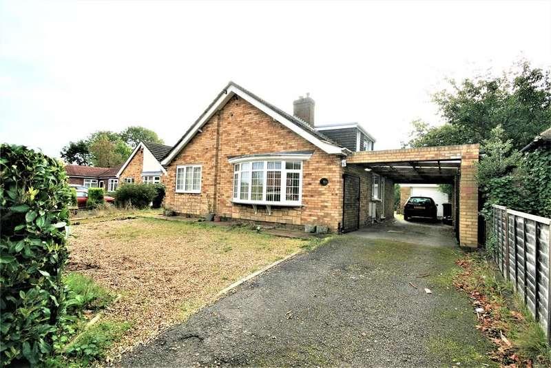 3 Bedrooms Detached Bungalow for sale in Chapel Lane, North Hykeham, LN6