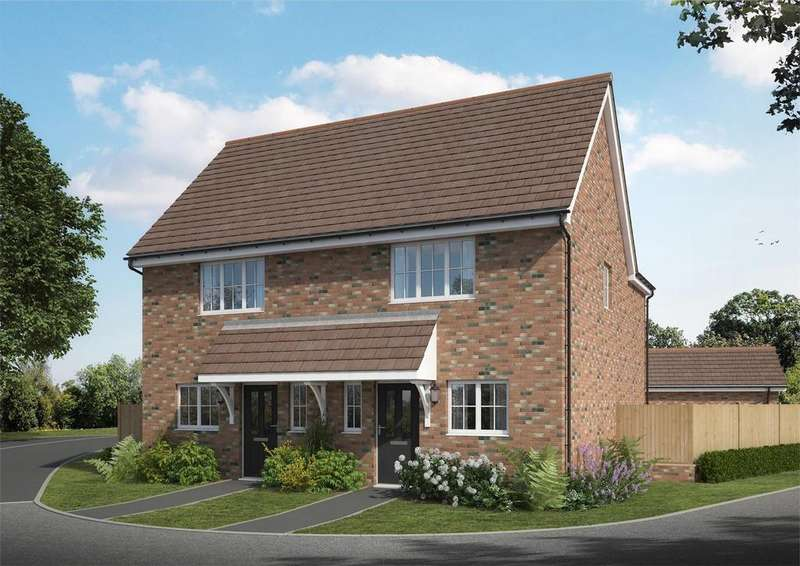 2 Bedrooms Semi Detached House for sale in ***NEW SHOW HOME OPEN EVERY SATURDAY FROM 12pm closing at 3pm