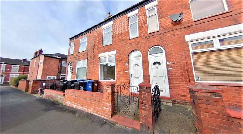 2 Bedrooms Terraced House for sale in Fox Street, Edgeley, Stockport