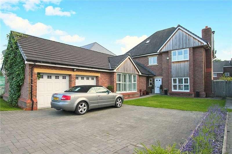 5 Bedrooms Detached House for sale in Eden Gardens, Brockhall Village, Old Langho, Blackburn