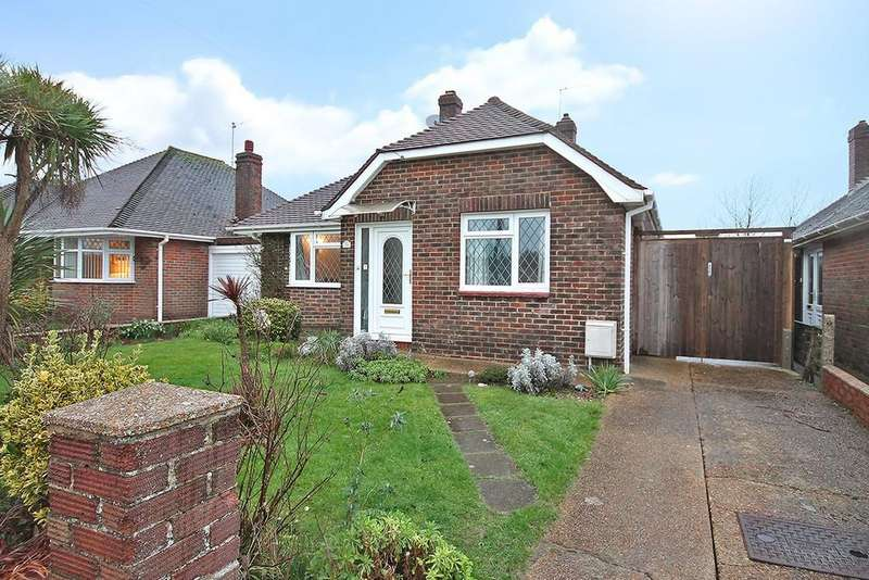 3 Bedrooms Detached Bungalow for sale in St. Marks Crescent, Lancing