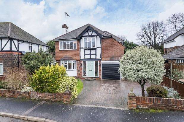 4 Bedrooms Detached House for rent in Melvinshaw, Leatherhead, KT22