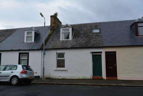 3 Bedrooms Terraced House for sale in 24 Harbour Street, Girvan, KA26 9AJ
