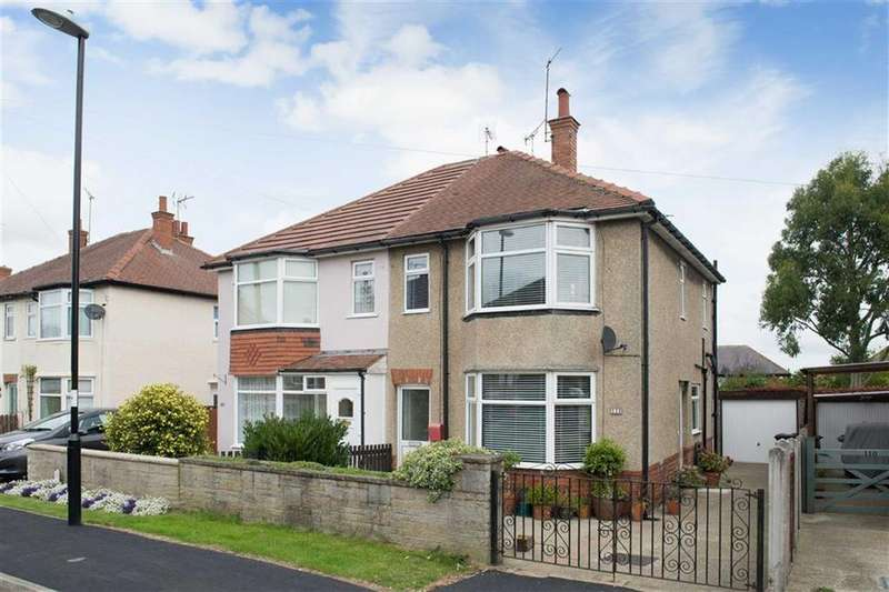 3 Bedrooms Terraced House for sale in Swarcliffe Road, Harrogate, North Yorkshire