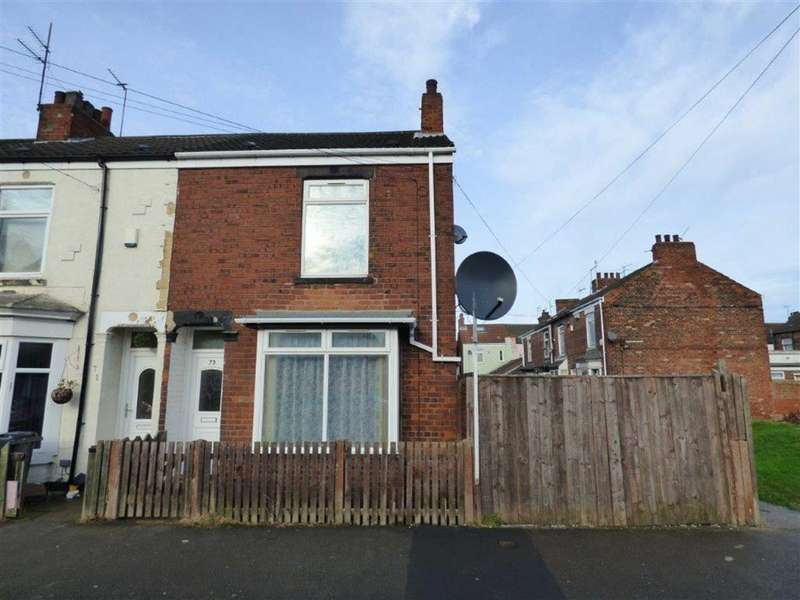 2 Bedrooms End Of Terrace House for sale in Rustenburg Street, Hull, East Yorkshire, HU9